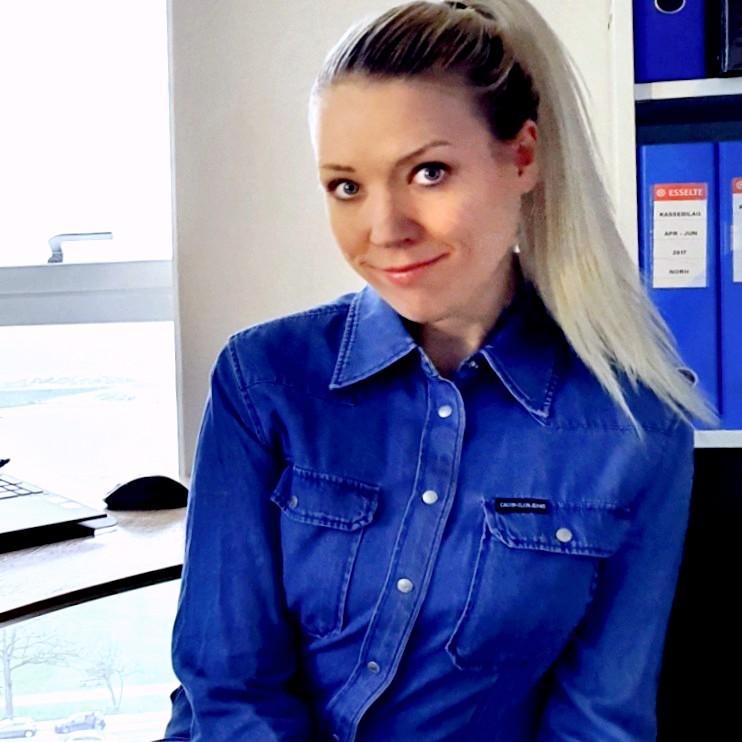 Sara Silverbeerg webdesigner og SEO-specialist København