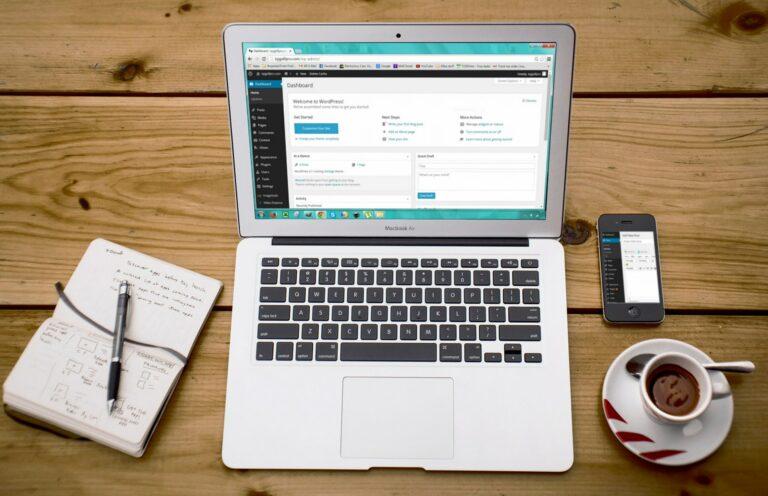 WordPress Webbureau WordPress designer