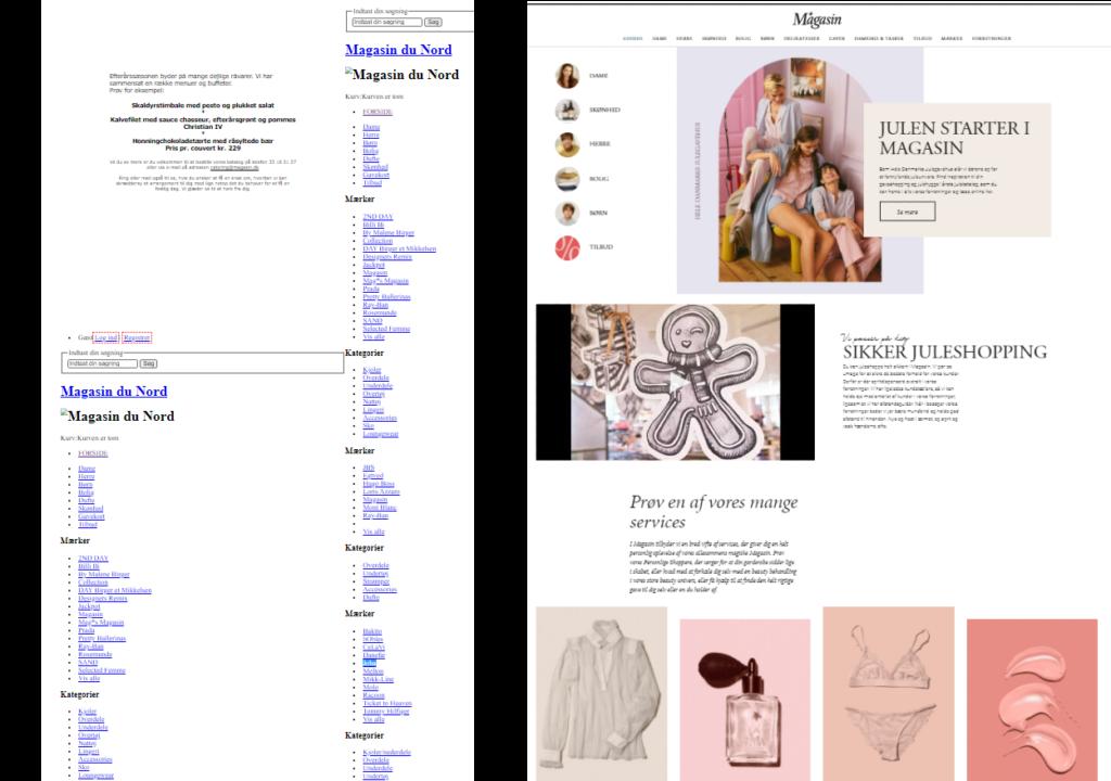 Inspiration Hjemmesider og webdesign