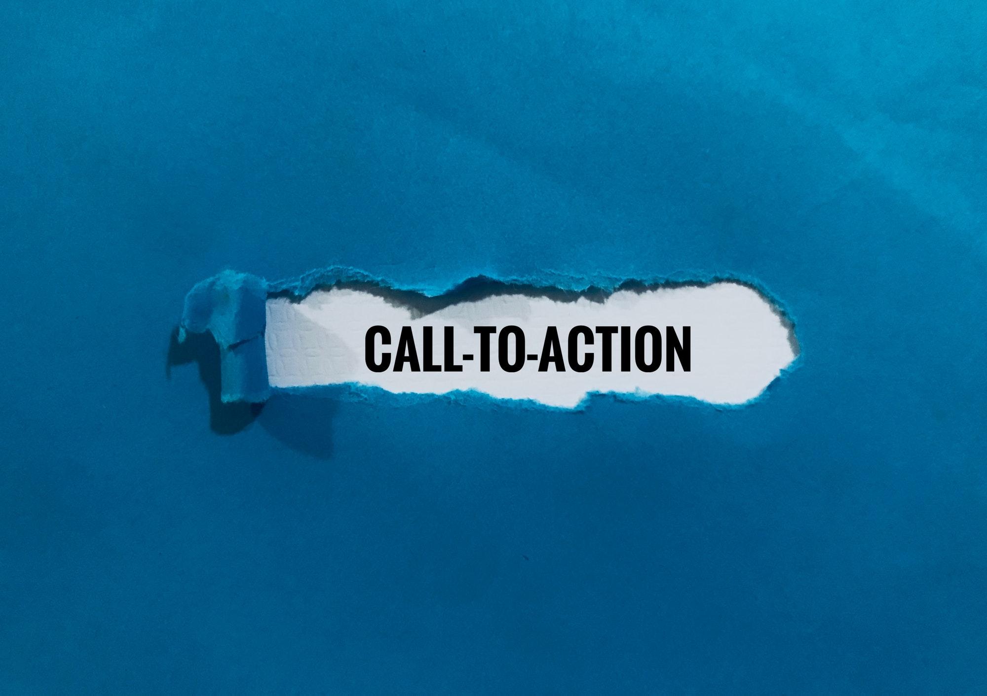 Call to action er Alfa Omega for en låsesmeds hjemmesidedesign
